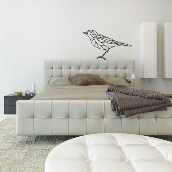sticker oiseau design